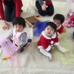 12/16津田沼0.1.2才親子クリスマス会☆子育て応援サロンママココ♪