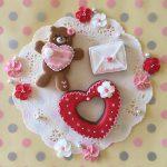 【2/8♡バレンタインアイシングクッキー作り&ランチ会八千代緑が丘】